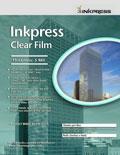 """Inkpress Clear Film 5 Mil 17"""" x 22"""" x20"""