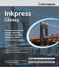 "Inkpress Glossy 240 gsm 44"" x 100'"
