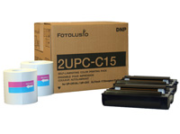5x7 Snap Lab Print Pack for use with DNP SL10 and Sony UPCR10L Snap Lab Printing System