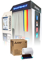 """4""""x6"""" Media (600 Prints) for the LAI Snapshot Photo Booth."""