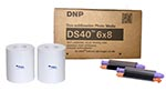 DNP 6x8 Print Kit for use with DS40 Printer