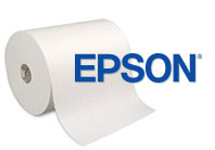 "Epson D3000 4""x328' Glossy Paper"