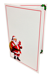 Holiday Card Folders - 5x7 (200 count)