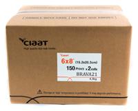 Ciaat-Brava 6x8 Print Kit for use with Brava 21 Printer