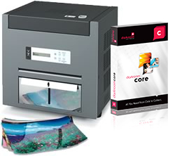 Refurbished Sinfonia / Shinko S1245 Printer & Core Bundle