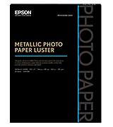 Epson Metallic Luster 8.5 x 11, 25 Sheets