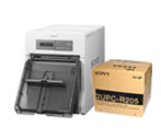 Bundle: Sony UPDR200 Printer + 2 Boxes 4x6 Media