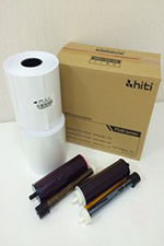 HiTi 4x6 Print Kit for use with P520L and P525L Photo Booth Printer