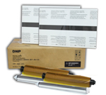 DNP 8x12 Media Kit for use with DNP DS80DX Printer