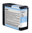 Epson 3800 Light Cyan Ink 80ml (T580500)