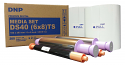 """DNP 6"""" x 8"""" Double Perforated Media for use with DS40 Printer"""