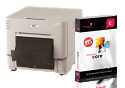 DNP DS-RX1HS Photo Printer and Core Bundle (DSRX1HS-CORE)
