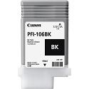 Canon PFI-106BK Black Ink Tank 130ml