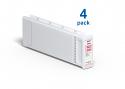 UltraChrome Pro Vivid Light Magenta 700ml Ink (4 Pack) for the Epson P10000 & P20000