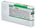 Epson UltraChrome HDX Green Ink (T913B00)