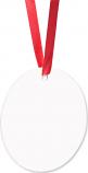 "Unisub 2.75"" Round Aluminum Circle Ornament 2 Sided"