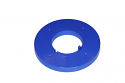 """5x7 Spacers to use 5"""" Paper with 6"""" Spools for Sinfonia CS2 Printers (Right Side, Blue)"""