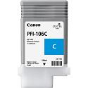 Canon PFI-106C Cyan Ink Tank 130ml
