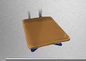 14x16 Teflon Bottom Table Wrap w/ Elastic Corners (CTW-1416)