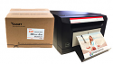 Brava 21 Photo Printer and Box of 4x6 Media