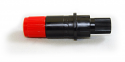 Graphtec Red Tip Blade Holder 1.5mm Diameter for CB15U Series Blades for FC, FCX, CE Series (PHP33-CB15N-HS)