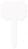 "Unisub 3.5"" x 6.9"" Aluminum Benelux Garden Stake"