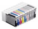 Epson 4800 UltraChrome Ink set (110ml) (4800INKSET110)