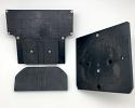 Captain Platen Face Mask Kit for Epson F2100 DTG (HK15)