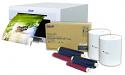 DNP DS620A Photo Printer and 4x6 Media Bundle (DS6204X6-BNDL)