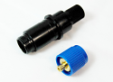 Graphtec Blue Tip Blade Holder 0.9mm Diameter for CB09 Series Blades for FC, FCX, CE Series (PHP33-CB09N-HS)