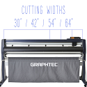"Graphtec 30"" Roll Feed Wide Cutter (FC9000-75)"