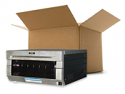 DNP DS40 Printer and 5 Cases of 4x6 Media Bundle