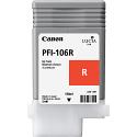 Canon PFI-106R Red Ink Tank 130ml