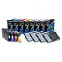 Epson 7890/9890 UltraChrome Ink set (150ml) (78909890INKS150)