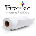 "PremierDisplay Waterproof Inkjet Clear Film 17""x100' 5mil"
